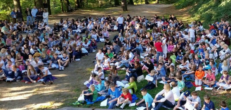 Gottesdienst zum Schulanfang Stufe 5/6 @ Bergkapelle Hofheim